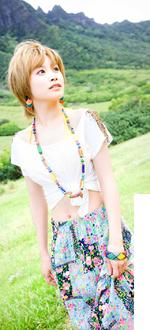 Ai Takahashi Takahashi Ai Alo-Hello! Morning Musume 2011 高橋愛 アロハロ!モーニング娘。2011