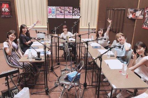 Sur le Twitter de la 19th génération des Morning Musume - 16.08.19
