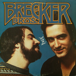 The Brecker Brothers - Don't Stop The Music - Complete LP