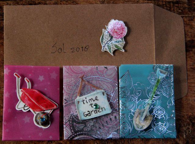 Seeds of Love 2018 : du bonheur dans la boîte aux lettres ! (2)