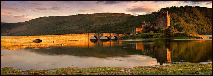 Paysages d'Ecosse - Panoramiques...................Sebastien Brière Photographe.