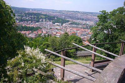 Blog de lisezmoi :Hello! Bienvenue sur mon blog!, Allemagne : le Bade-wurtenberg - Suttgart (centre)-