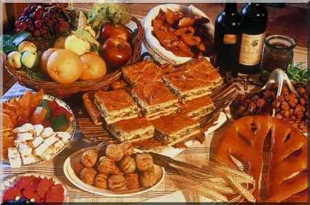Les treize desserts du Noël provençal
