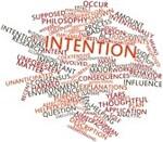 L'intention, créatrice de réalités