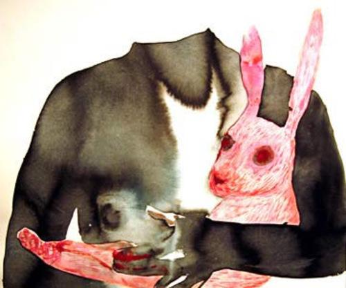 07 - Des lapins en dessin