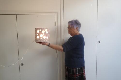 lampe de Nicole