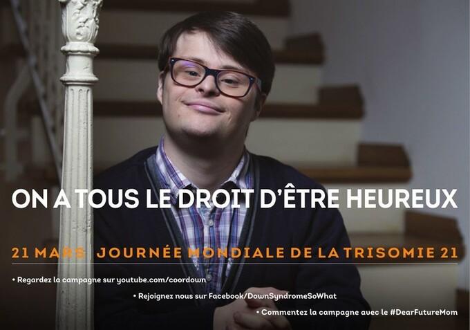 """Résultat de recherche d'images pour """"journée mondiale de la trisomie 21"""""""