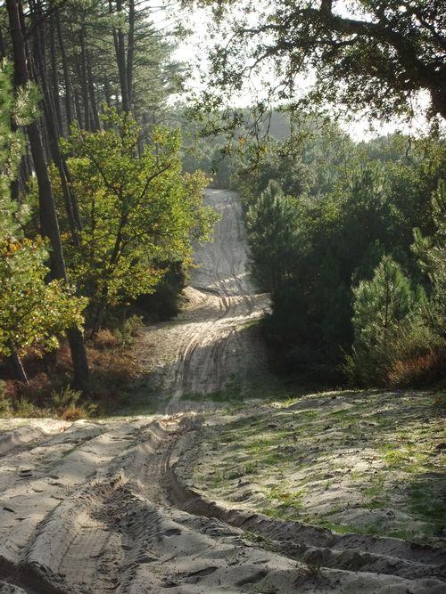 Chemins dénivelés