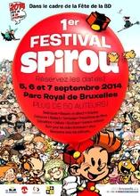 Premier festival Spirou