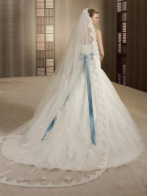 Robe de mariée!