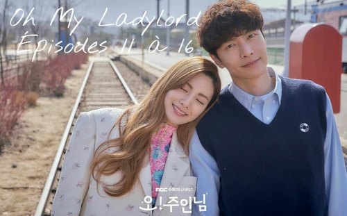 Oh My Ladylord EP11à 16 (FIN)