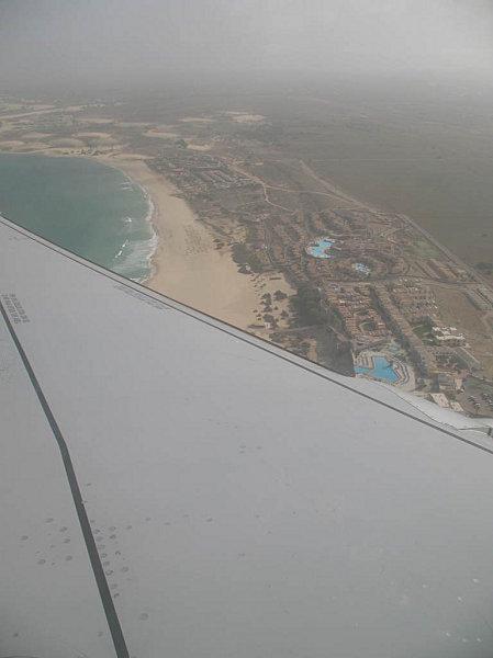 vol au dessus des hôtels Royal Décameron et Ibérostar