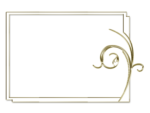 Golden template for work