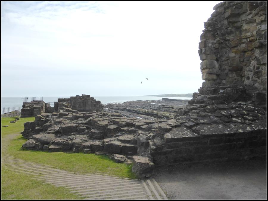 Voyage en Ecosse N° 7 :  Le Château de St Andrews...