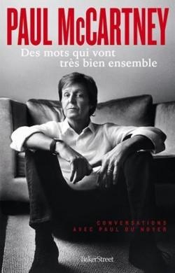Couverture de Paul McCartney, Des mots qui vont très bien ensemble