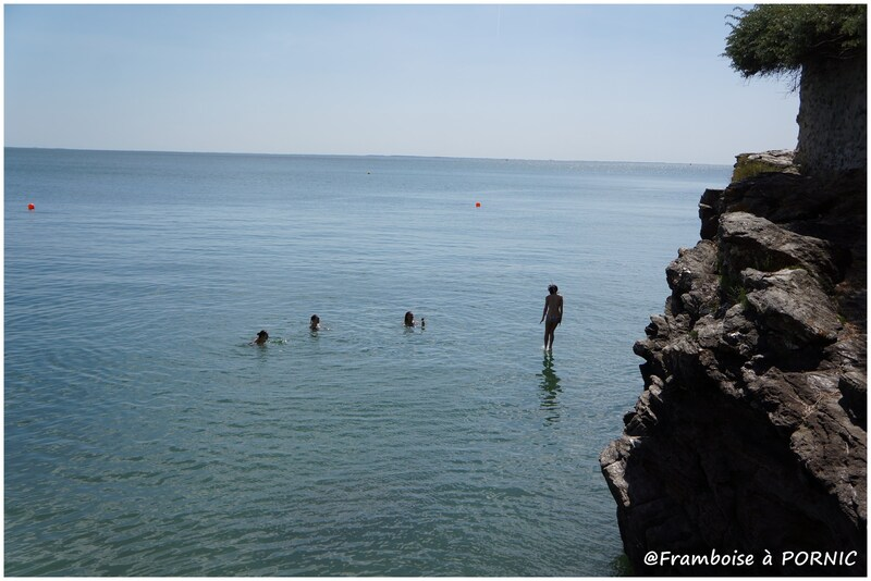 Pornic, Plage de la source