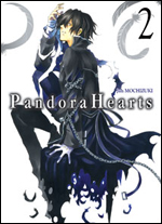 Tome Pandora Heart en ligne