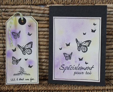 Cartes marque-pages