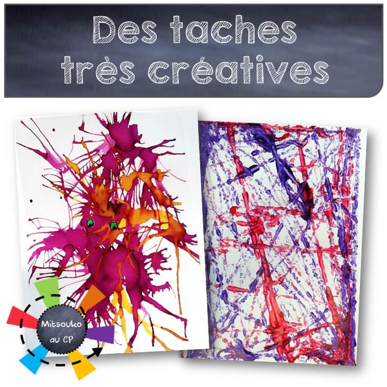 L Art De Faire Tache Mitsouko à L école