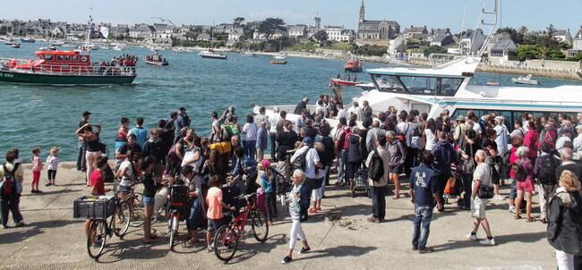 15 août - Bénédiction de la mer !