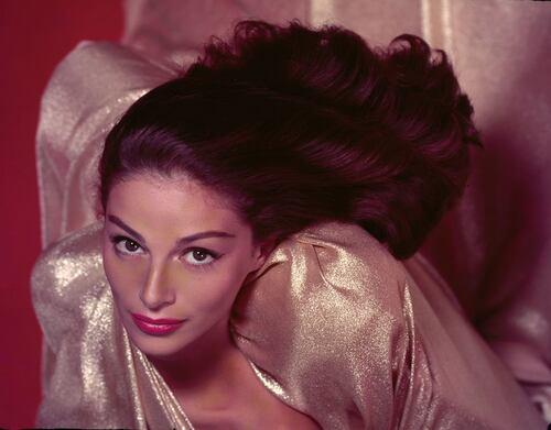 Pier Angeli once more