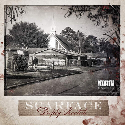 Scarface - Deeply Rooted (Best Buy Deluxe Edition) (2015) [Hip Hop]