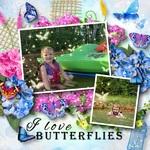 Au pays des papillons
