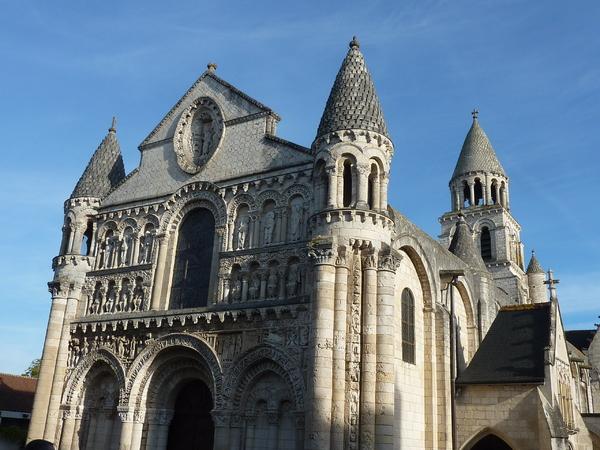 Un jour à Poitiers