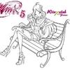 Winx Saison 5 - Flora Frutti Music Bar