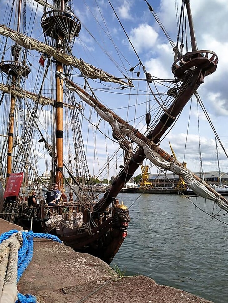 L'armada Rouen.