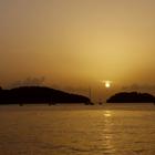 Un soir à l'Anse à l'Âne (Trois-Îlets) - Photo : Edgar