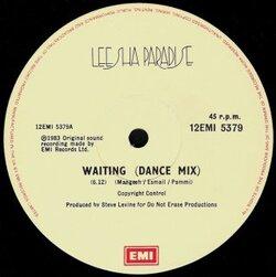 Leesha Paradise - Waiting