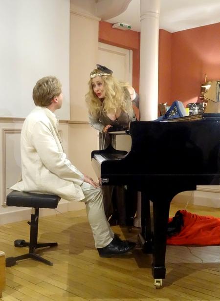 """""""Mais oui, mais oui, le temps revient...soirée de poèmes, de chansons, de musique autour de Francis Carco"""