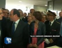 Merci Myriam ! Où est Macron ? Hollande ou Sarkozy ?