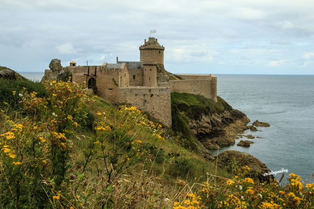 Fort La Latte (côtes d' Armor)