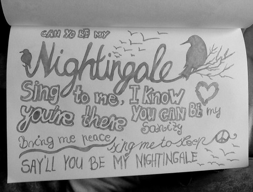 Images #1 : Nightingale