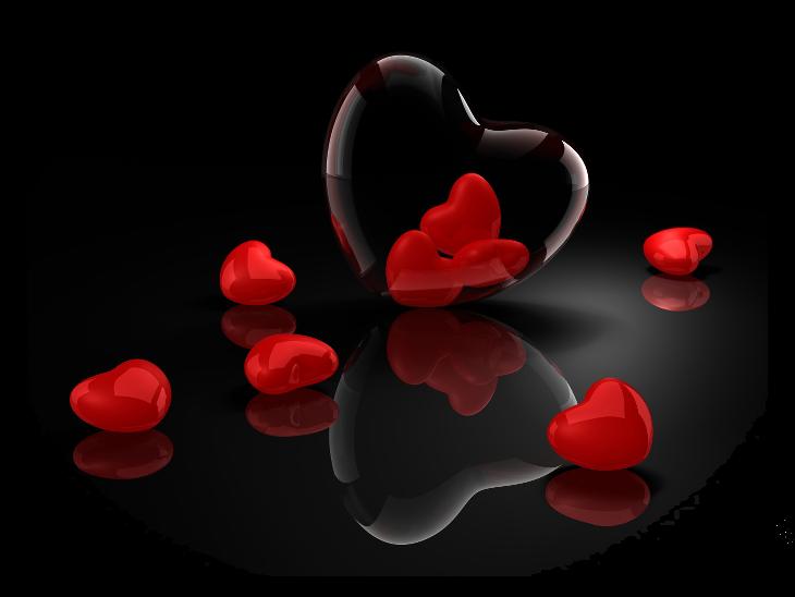 Mes Tubes Fonds Amour Série 4