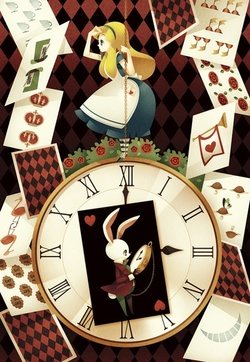 The Alice in Wonderland project