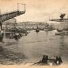 brest pont tournant carte 1915