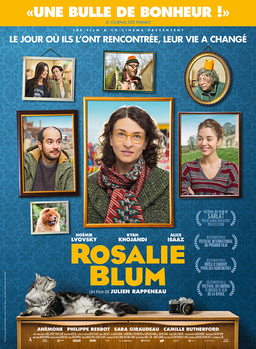 Rosalie Blum de Julien Rappeneau