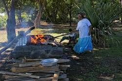 Pique-nique créole : tradition