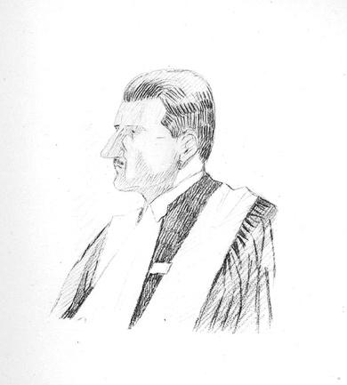 Joseph Hamel (1889-1962), directeur du cabinet de Georges Ripert, à Vichy, Doyen de la Faculté de Droit de Paris en 1955