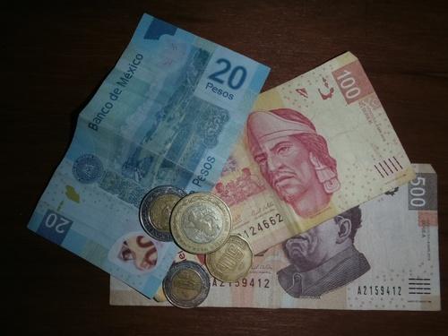 Les pesos