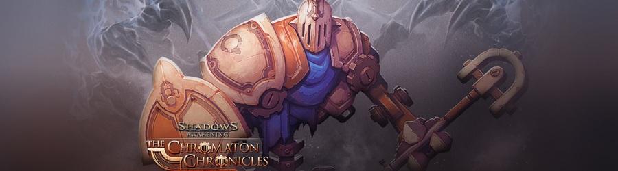 Sortie : Shadows: Awakening - The Chromaton Chronicles