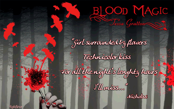 Blood Journals 1 : Blood Magic, Le sang ne ment jamais de Tessa Gratton