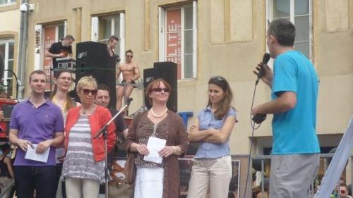 Gay pride de Metz