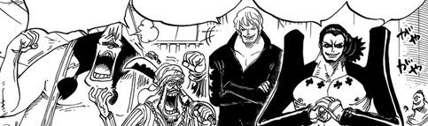 Hypothèses pour le chapitre 800 de One Piece