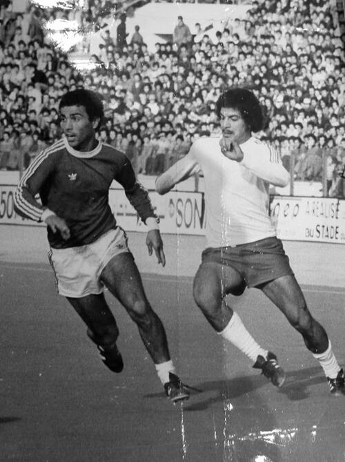 BACHI Zoubir 1973-1975