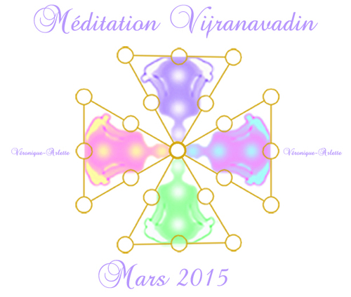 Méditation Vijranavadin Mars 2015