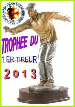 INTER-CLUB 2013.